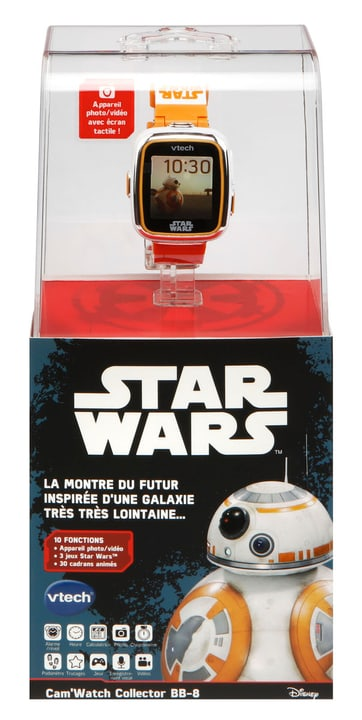 Vtech Star Wars cam watch BB8 (F) 747442190100 Photo no. 1