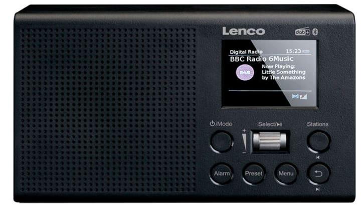 PDR-031 Radio DAB+ Lenco 785300151919 Photo no. 1