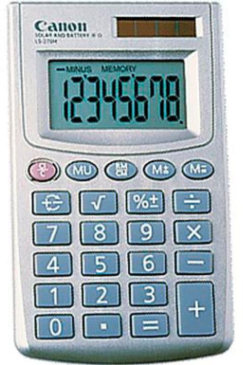Calculatrice CA-LS270H 8-chiffres Calculatrice Canon 785300151128 Photo no. 1