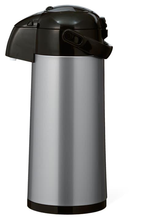 Airpot Cucina & Tavola 702418300002 Farbe Schwarz / Silber Grösse H: 37.0 cm Bild Nr. 1