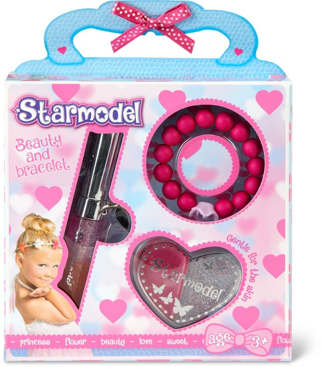 Starmodel Beauty and Bracelet 746126100000 Bild Nr. 1