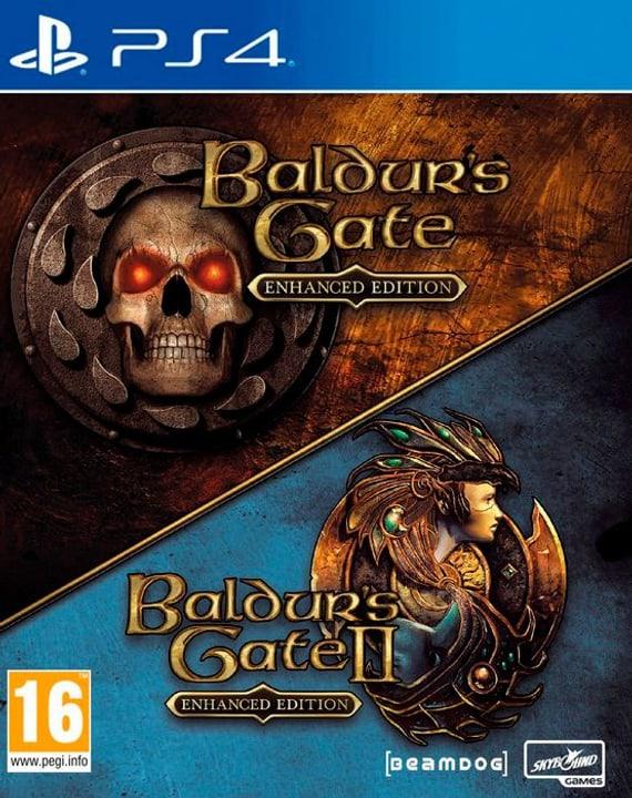 PS4 - Baldur´s Gate: Enhanced Edition D Box 785300147102 Photo no. 1