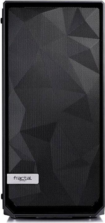 Meshify C Dark TG Boîtiers PC Fractal Design 785300144034 Photo no. 1