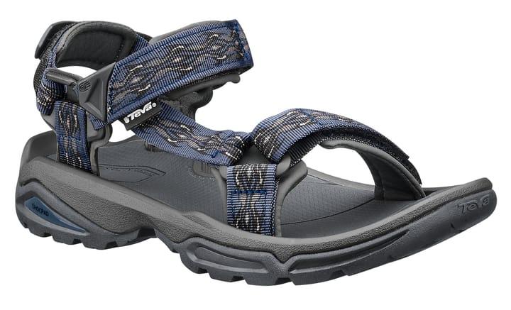 Terra Fi 4 Sandali trekking da uomo Teva 493421139522 Colore blu scuro Taglie 39.5 N. figura 1