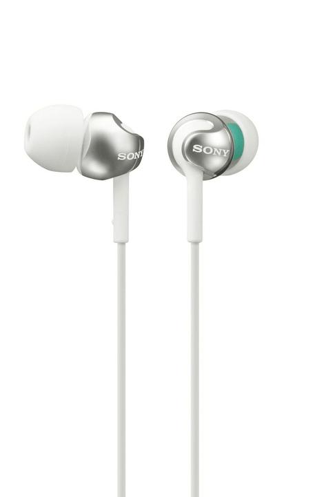 MDR-EX110LPW In-Ear Kopfhörer weiss Kopfhörer Sony 772754700000 Bild Nr. 1