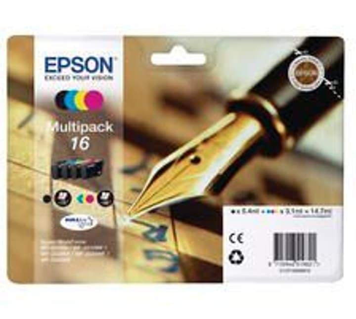 T162640 CMYBK Cartuccia Cartuccia d'inchiostro Epson 796082900000 N. figura 1
