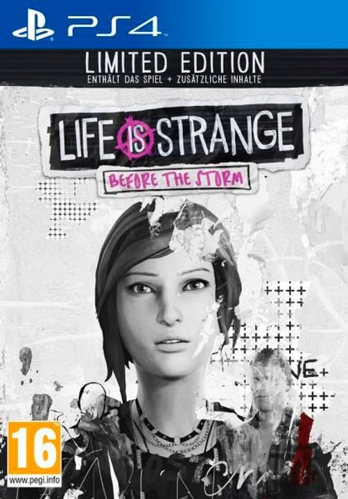PS4 - Life is Strange Before the Storm Limited Edition (I) Fisico (Box) 785300132476 N. figura 1