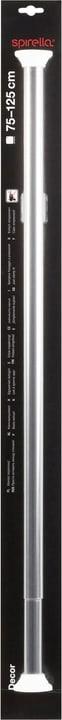 Duschvorhangstange Decor bright finish spirella 675686800000 Farbe Bright-Finish Grösse 75-125cm Bild Nr. 1
