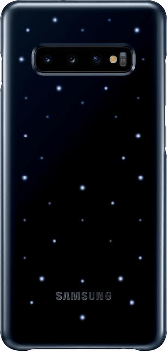 LED Cover Black Custodia Samsung 785300142490 N. figura 1