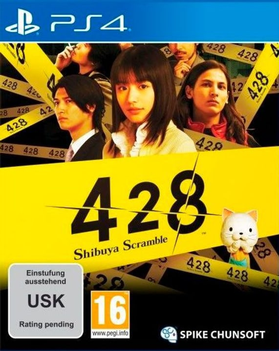 PS4 - 428 Shibuya Scramble (I) Box 785300137876 Photo no. 1