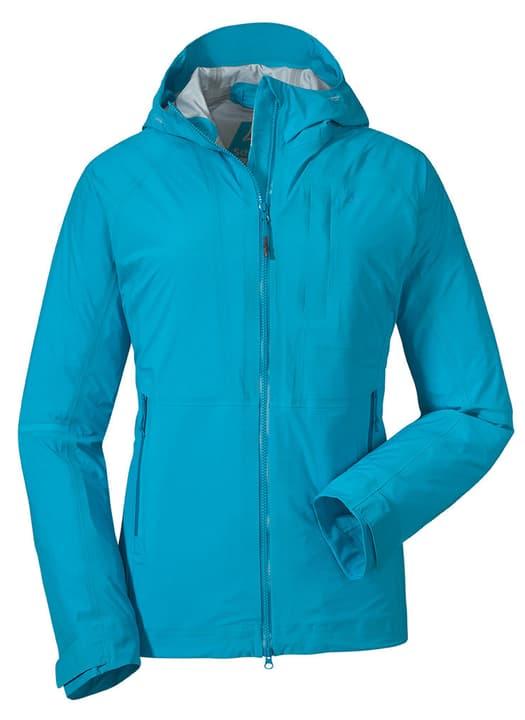 3L Jacket Falun1 Veste de trekking pour femme Schöffel 462768303642 Couleur bleu azur Taille 36 Photo no. 1