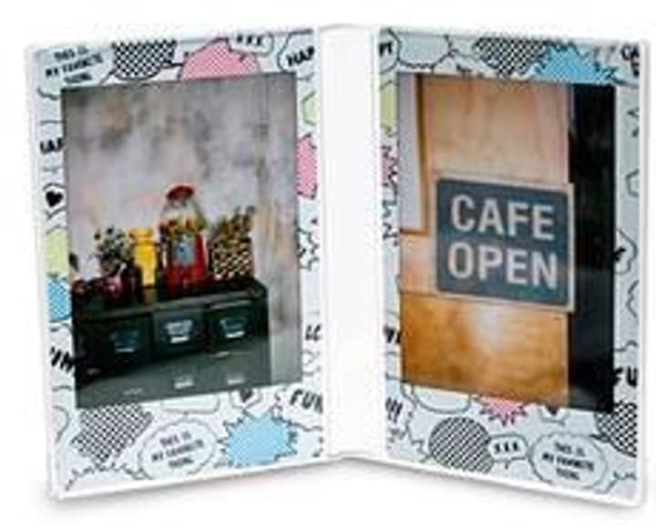 Instax Mini Photo Frame Pair FUJIFILM 785300125807 Photo no. 1