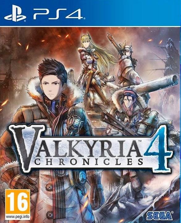 PS4 - Valkyria Chronicles 4 - Limited Edition (D) Box 785300137506 Bild Nr. 1