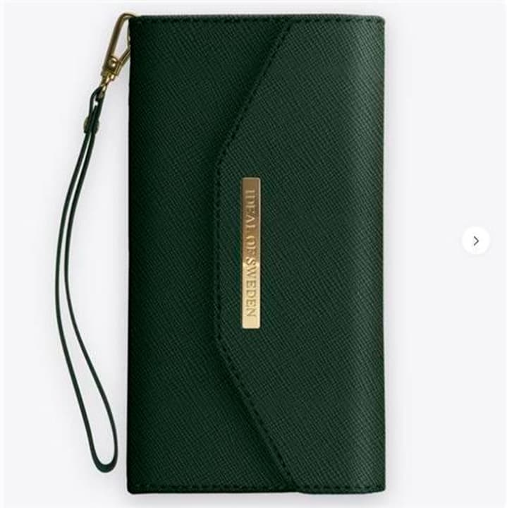 Book-Cover Mayfair Clutch green Custodia iDeal of Sweden 785300148858 N. figura 1