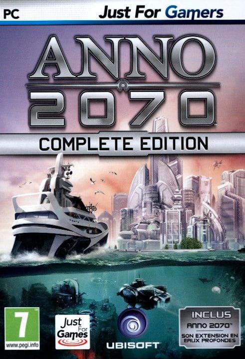 PC - Anno 2070 - Complete Edition Box 785300121721 N. figura 1