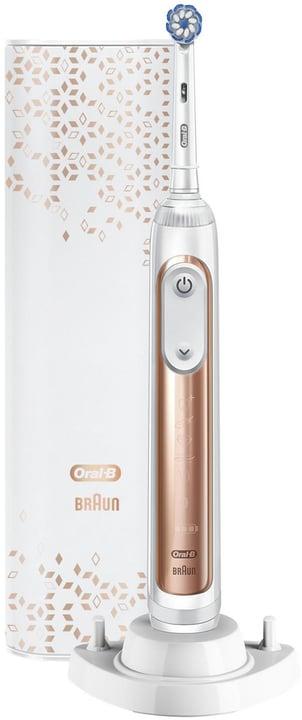 Genius X S rosegold brosse à dents électrique Oral-B 785300146448 Photo no. 1