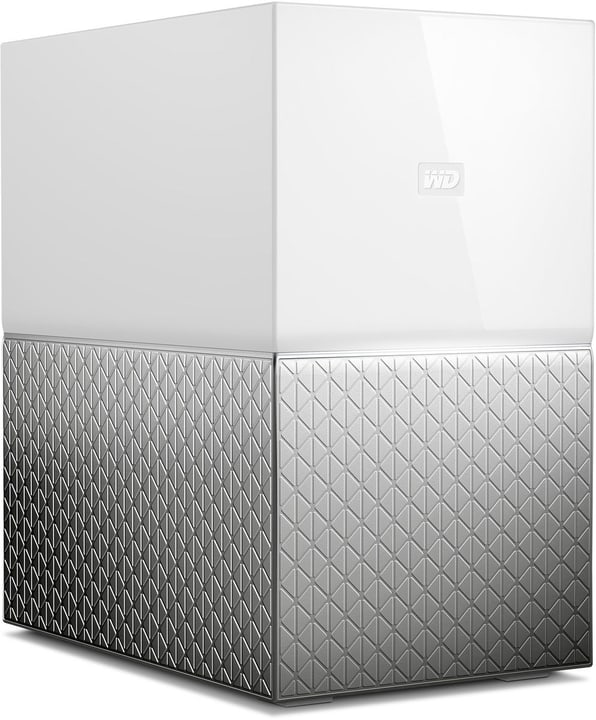 My Cloud Home Duo 4TB Western Digital 785300131818 Photo no. 1