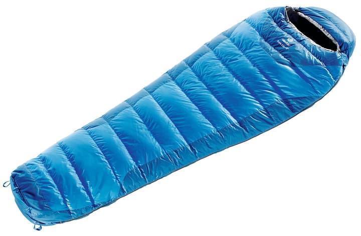 Trek Lite +8 sac de couchage Deuter 490721010040 Couleur bleu Longueur à gauche Photo no. 1