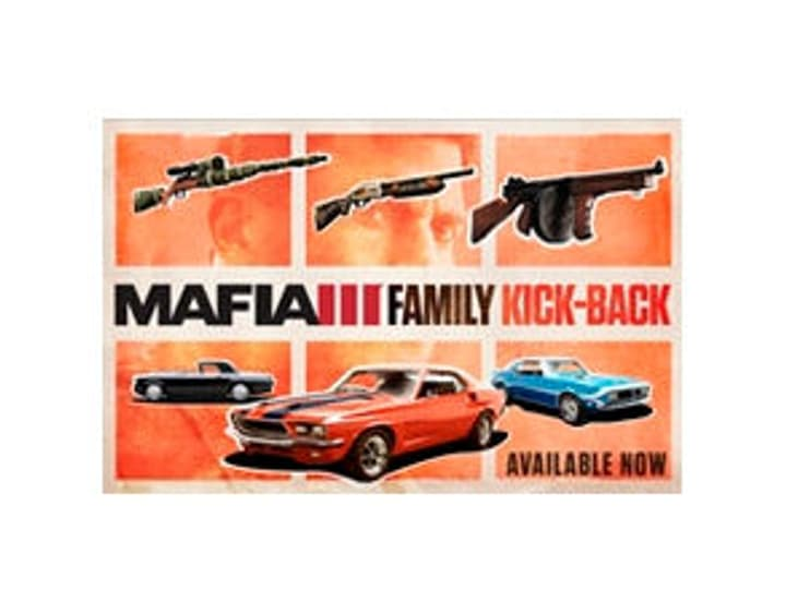Mac - Mafia III Family Kick Back Pack Digitale (ESD) 785300133553 N. figura 1