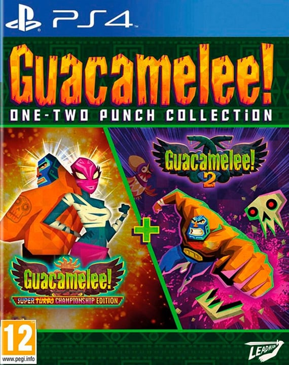 PS4 - Guacamelee! One-Two Punch Collection D Box 785300149760 Photo no. 1