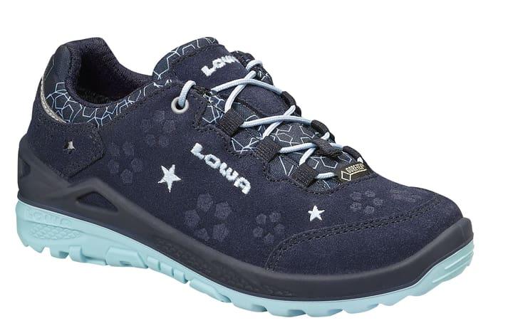 Marie GTX Lo Chaussures polyvalentes pour enfant Lowa 460834836040 Couleur bleu Taille 36 Photo no. 1