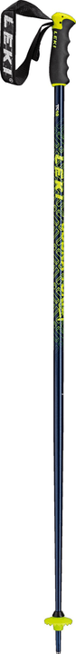 Cobra Turn Bastoncino da sci da adulto Leki 493931212040 Colore blu Lunghezza 120 N. figura 1