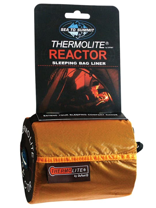 Thermolite Reactor Liner Sac de couchage en non-tissé Sea To Summit 470631000000 Photo no. 1