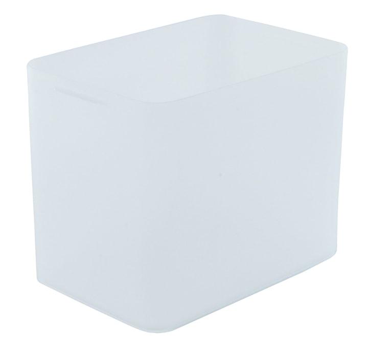 Pure Box A5 BASSE Rotho 603629000000 Taille L: 242.0 mm x L: 155.0 mm x H: 182.0 mm Couleur Transparent Photo no. 1