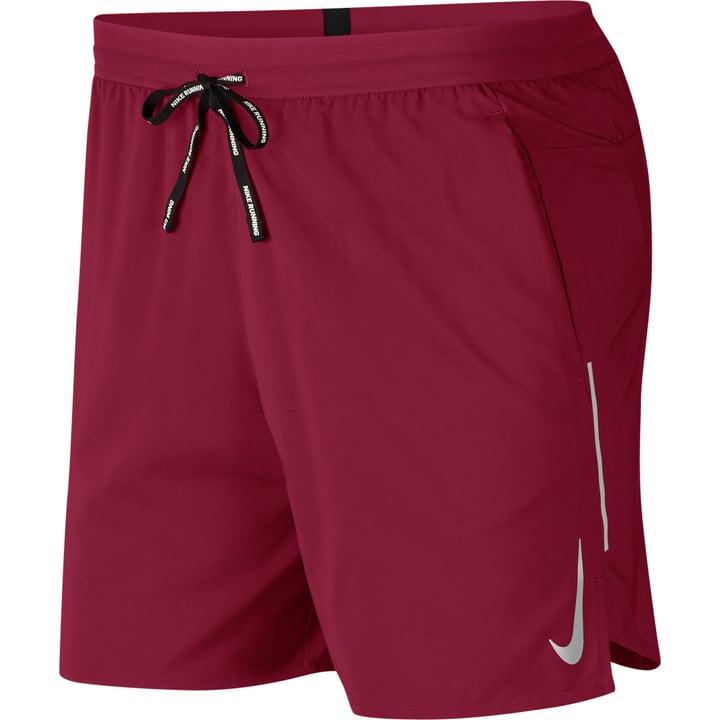 Flex Stride Short pour homme Nike 470421600333 Couleur rouge foncé Taille S Photo no. 1
