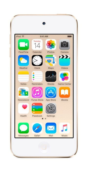 iPod Touch 6G 32 GB - Gold Mediaplayer Apple 773561400000 Photo no. 1