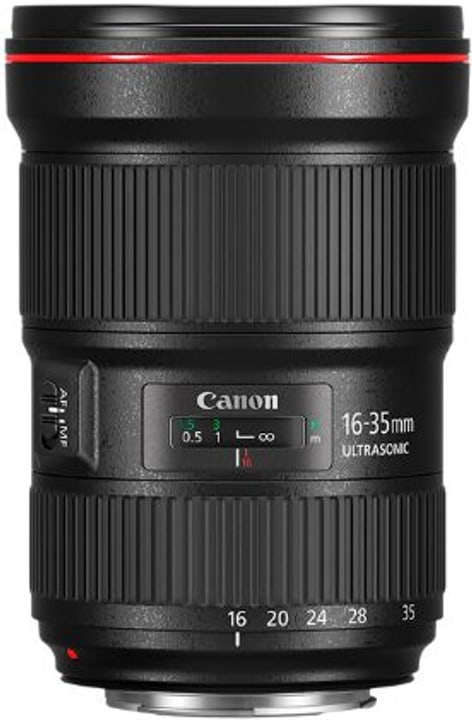 EF 16-35mm f/2.8L III USM Import Objectif Canon 785300135828 Photo no. 1