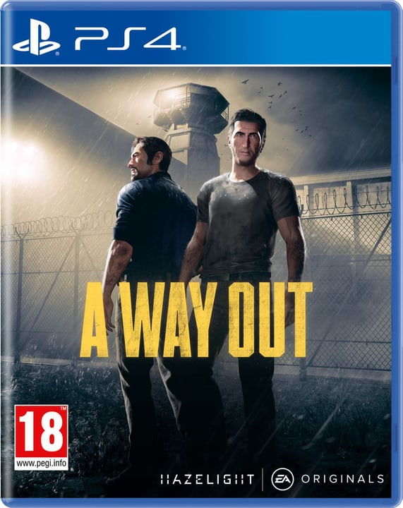 PS4 - A Way Out 785300132050 Photo no. 1