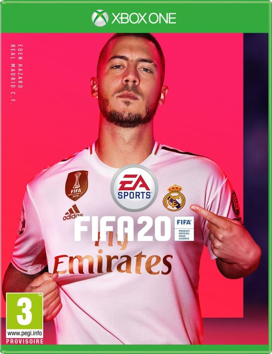 Xbox One - FIFA 20 Box 785300145733 N. figura 1
