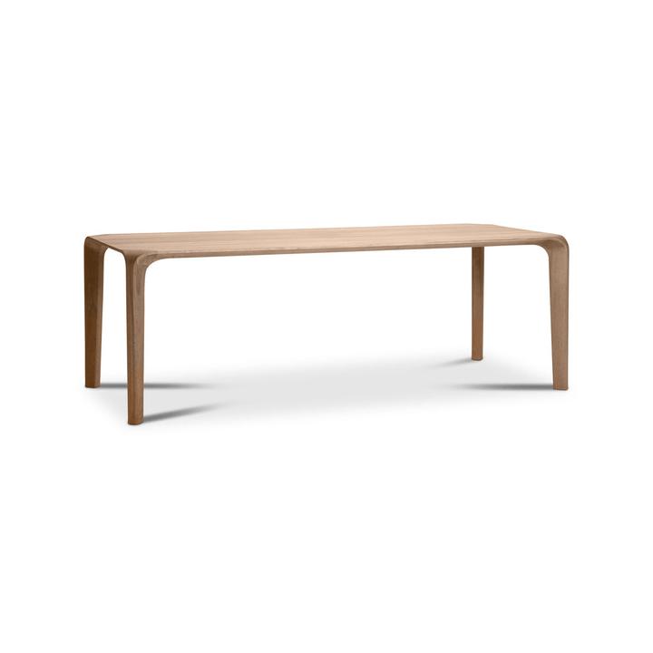 FLOW Tisch 366030024902 Grösse B: 220.0 cm x T: 95.0 cm x H: 75.0 cm Farbe Eiche Bild Nr. 1