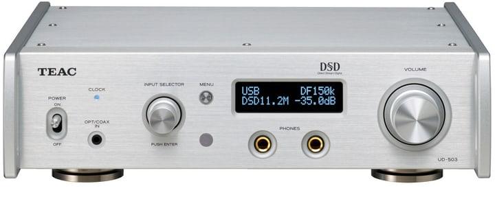 UD-503-S - Argento Amplificatore TEAC 785300142044 N. figura 1