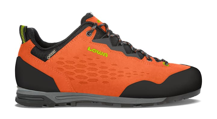 Cadin GTX Lo Chaussures polyvalentes unisexe Lowa 473316641534 Couleur orange Taille 41.5 Photo no. 1