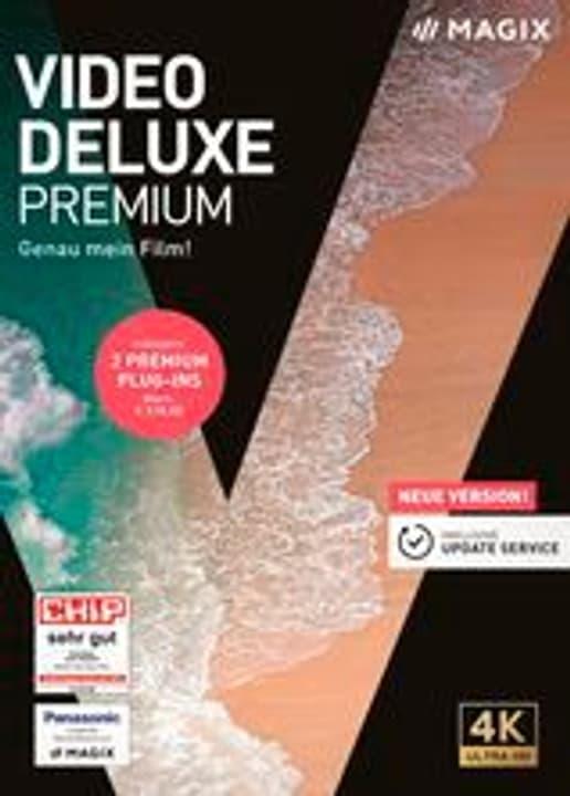 Video deluxe Premium 2020 [PC] (D) Physisch (Box) Magix 785300146282 Photo no. 1