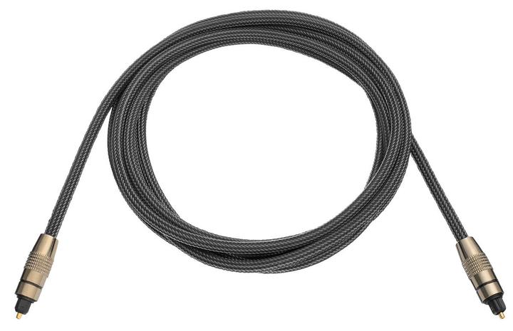 D.30.007 Toslink Kabel 3m Daymond 770806400000 Bild Nr. 1