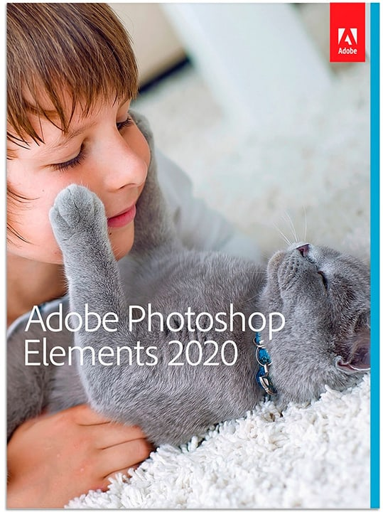 Photoshop Elements 2020 PC/MAC (F) Physique (Box) Adobe 785300147070 Photo no. 1