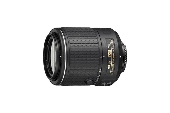 Nikkor AF-S DX 55-200mm Objectif Objectif Nikon 793418300000 Photo no. 1