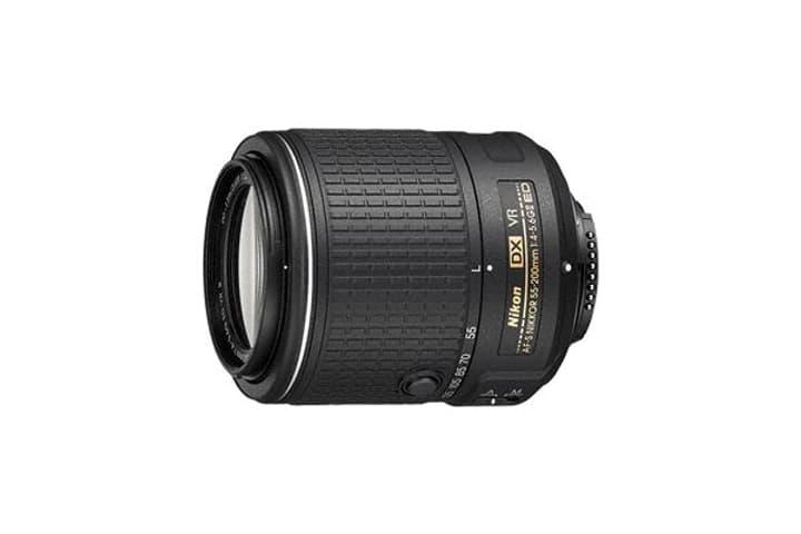 Nikkor AF-S DX 55-200mm Objectif Nikon 793418300000 Photo no. 1
