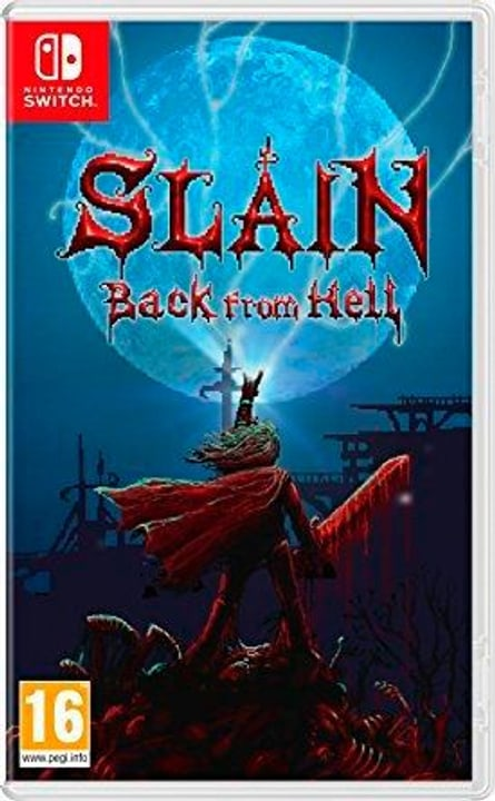 Switch - Slain: Back From Hell (D) Fisico (Box) 785300135389 N. figura 1
