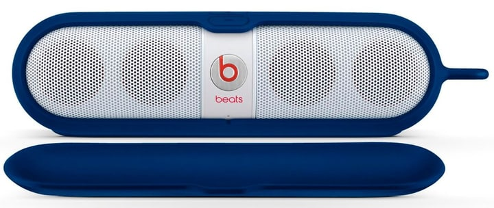 Beats Pill 2.0 Hülle - Blau Cover Beats By Dr. Dre 785300124798 Bild Nr. 1