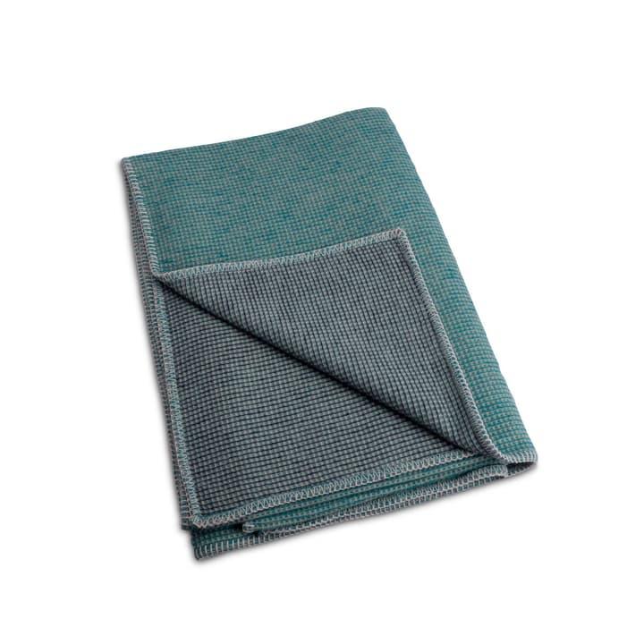 LIDO Plaid 378049400000 Colore Verde smeraldo Dimensioni L: 200.0 cm x P: 140.0 cm N. figura 1