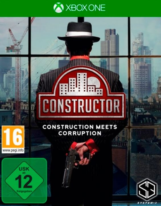 Xbox One - Constructor Box 785300122138 Photo no. 1