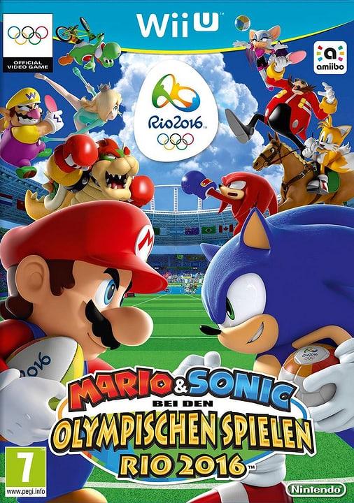 Wii U - Mario & Sonic bei den Olympischen Spielen Rio 2016 785300121073 N. figura 1