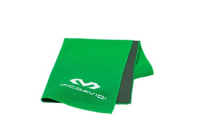 Ultra Cooling Towel Linge Mcdavid 460998499961 Couleur vert clair Taille one size Photo no. 1