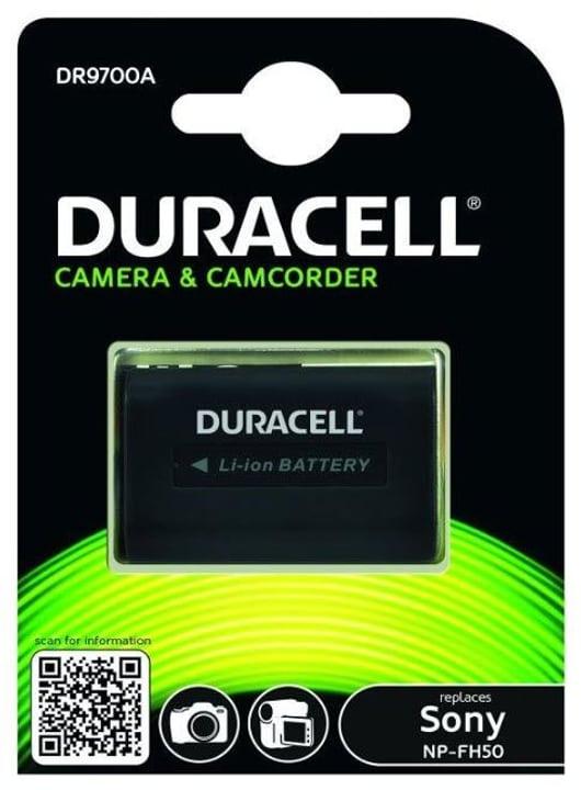 Batteria Duracell NP-FH50 Sony Replika 9000031230 No. figura 1