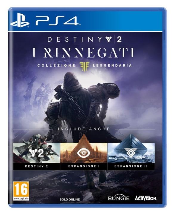 PS4 - Destiny 2 - I Rinnegati Collezione Leggendaria (I) Box 785300138125 Langue Italien Plate-forme Sony PlayStation 4 Photo no. 1