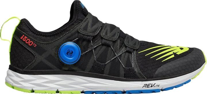 Competition 1500v4 Chaussures de course pour homme New Balance 492813242520 Couleur noir Taille 42.5 Photo no. 1